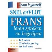 Deltas Snel en Vlot Frans leren spreken en begrijpen (Boek)