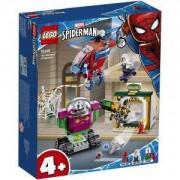 Конструктор Лего Марвел Супер Хироу - Заплахата на Mysterio, LEGO Marvel Super Heroes, 76149