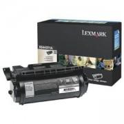 Tонер касета за LEXMARK X64x Hi-Cap, Черен, 32K, X644X31E