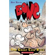 The Great Cow Race, Paperback