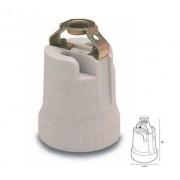 L.S.C. Isolanti Elettrici Portalampada In Ceramica E27