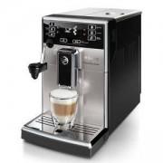 Aвтоматична кафемашина Philips Saeco PicoBaristo Steel, Black, възможност за 8 кафе напитки HD8924/09