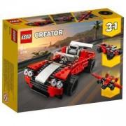 Конструктор Лего Криейтър - Спортен автомобил, LEGO Creator 31100