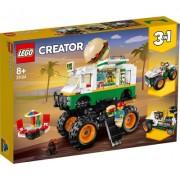 Camion gigant cu burger 31104 LEGO Creator
