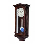 Ceas de perete Adler cu melodie Westminster 7024-1 Nuc