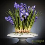 Aranjament floral LUX CYMBIDIUM violet, 80x95cm