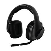 Logitech Wireless G533 Wireless Over-the-head Stereo Headset