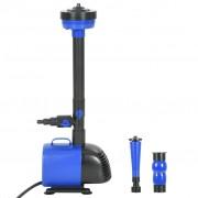 vidaXL Помпа за фонтан, 75 W, 2600 л/ч