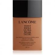 Lancôme Teint Idole Ultra Wear Nude maquillaje ligero matificante tono 10.1 Acajou 40 ml