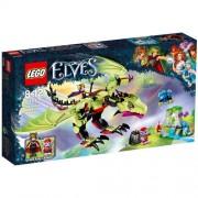 Set de constructie LEGO Elves Dragonul Malefic al Regelui Goblin