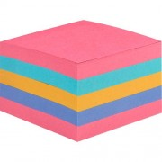 Post-it Notes super adhésives Post-it 76 x 76 mm Assortiment 440 Feuilles