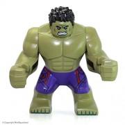 LEGO Marvel Super Heroes Hulk Minifigure 2015