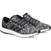 ADIDAS PUREBOOST Running Shoes For Men(Black)