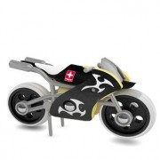 Happy Kids Hape Hape E-Superbike Bamboo