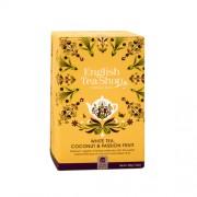 English Tea Shop ETS White Tea Coconut & Passion Fruit 20 saszetek