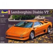 Maquette Voiture : Lamborghini Diablo Vt-Revell