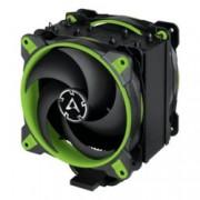 Охлаждане за процесор Arctic Freezer 34 eSports DUO Green, съвместимост със Intel LGA2066/LGA2011/LGA1151 & AMD AM4