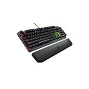 Cooler Master MasterKeys MK750 Keyboard - Cable Connectivity - USB 2.0 Interface - English (US) - Gunmetal Black