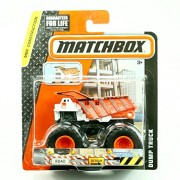 DUMP TRUCK * MBX Construction * 2015 Matchbox 1:64 Scale Truck Series Die-Cast Vehicle