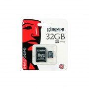 Memoria Micro SDHC Kingston 32 Gb Clase 4