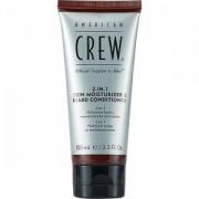 American Crew 2-in-1 Skin Moisturizer & Beard Conditioner 100ml