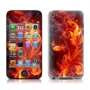 iPod Touch 4G Flower Of Fire Skin