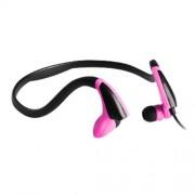 Sportske slušalice sa mikrofonom bubice Ready2Music Runner Pink R2MRUNPINK