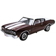 1970 Chevy Chevelle SS Hard Top 1:18th Scale Autoworld Die-cast AMM1011