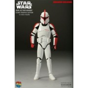 Clone Trooper Captain Figure from Star Wars - Episode II Attack Of The Clones