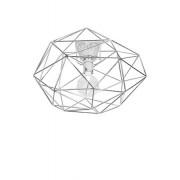 Globen Lighting Plafond Diamond Krom Globen Lighting