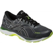 Asics GEL-CUMULUS 19 Running Shoes For Men(Black, Yellow)