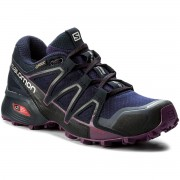 Pantofi SALOMON - Speedcross Vario 2 Gtx W GORE-TEX 398475 21 V0 Astral Aura/Navy Blazer/Grape Juice