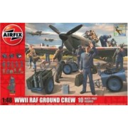 Kit constructie Airfix soldati WWII RAF Ground Crew