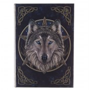 jegyzet blokk Embossed Journal The Wild One - B0139A3