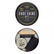 Travel Shoe Shine Tin by Gentlemen's Hardware