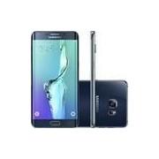 Samsung Galaxy S6 Edge Plus Preto 32GB 3G Android Tela 5.7 Processador Octa Core Câmera 16MP