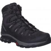 Salomon Quest 4D 3 Waterproof Hiking & Trekking Shoes For Men(Black)