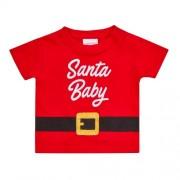 Tricou pentru Craciun - model Santa Baby