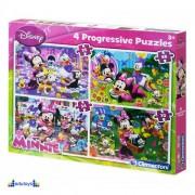 Puzzle 4 puzzle (35/48/54/70 delova) MINNI