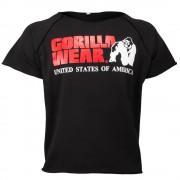Gorilla Wear Classic Work Out Top Zwart - S/M