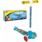 Trotineta copii Mondo 3 roti Twist and Roll Mickey Mouse