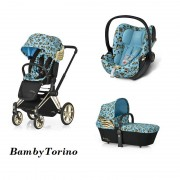 Cybex Platinum Trio Priam Cherubs By Jeremy Scott