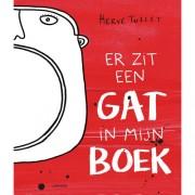 Er zit een gat in mijn boek - Hervé Tullet