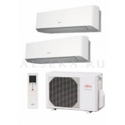 Fujitsu Мульти сплит-система Fujitsu ASYG07LMCA+ASYG09LMCA