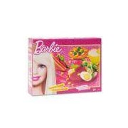 Barbie Massinha De Modelar Comidinha Divertida 7619-6