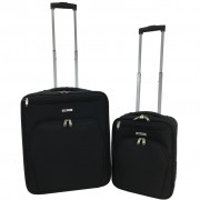 Handbagage Kofferset 56X45X25 + 42X32X20
