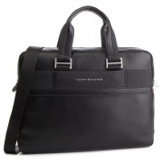 Geantă pentru laptop TOMMY HILFIGER - Th Business Computer Bag AM0AM04259 002