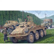 6298 1/35 Sd. Kfz. 234/1 w/New Tooling by Dragon