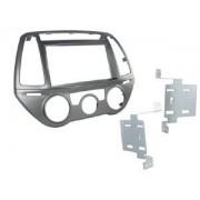 Kit integration 2 DIN HYUNDAI I20 2012- AVEC CLIM MANUEL
