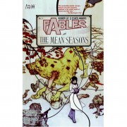 DC COMICS Fables: The Mean Seasons - Volume 05 Paperback Graphic Novel